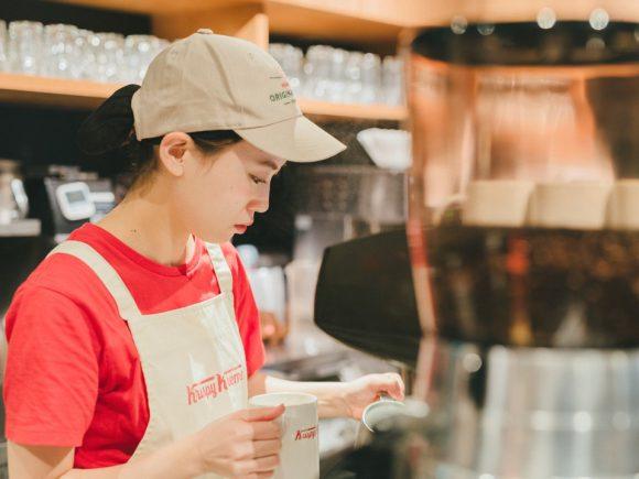 クリスピー・クリーム・ドーナツイオンモール則武新町店