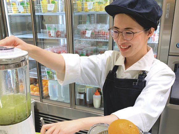 果汁工房果琳 イオンモール白山店