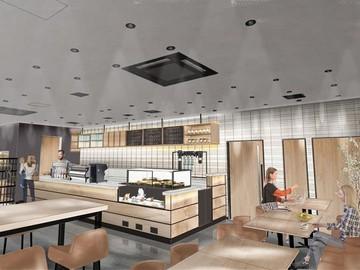 フラットホワイトコーヒーファクトリー仙台長町店